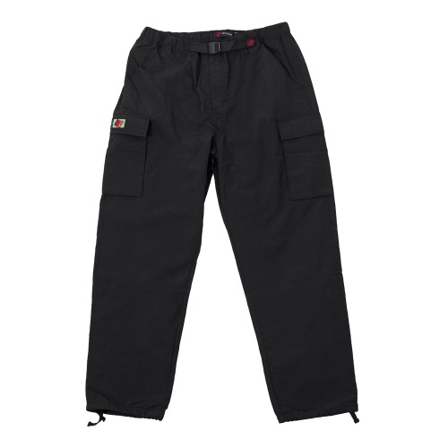 HARDWARE CARGO PANTS BLACK