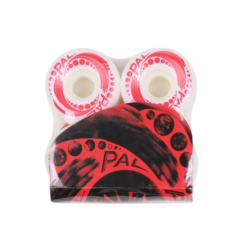 PALPAL X RAREBIRTH 101A 54MM WHITE/RED