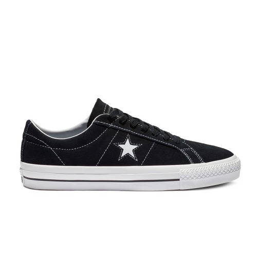 ONE STAR PRO OX BLACK/WHITE
