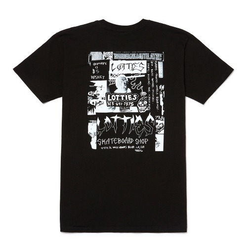 VANS X LOTTIES SKATE LTD S/S TEE