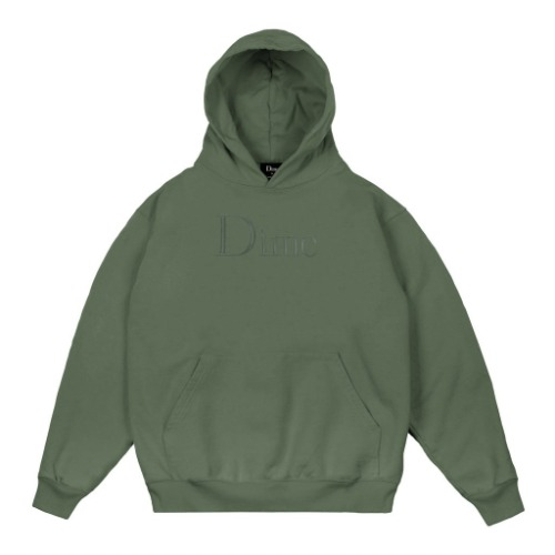 DIME CLASSIC HOODIE - OLIVE
