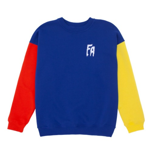 FA Primary Crewneck - BLUE