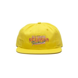 SEAFOOD FEST HAT - YELLOW