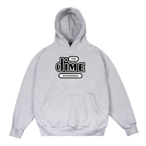 THE DIME EXPERIENCE HOODIE - ASH