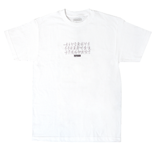 Self Development Tee - White