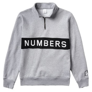 WORDMARK - FLEECE QUARTER-ZIP