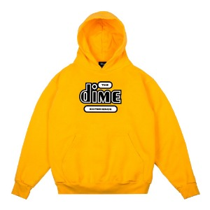 THE DIME EXPERIENCE HOODIE YELLOW