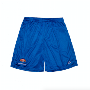 DEEP SEA SHORTS BLUE