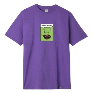 SIGH S/S TEE - ULTRA VIOLET