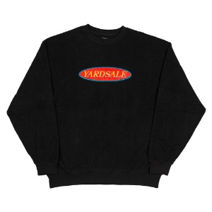 PHASE CREWNECK BLACK