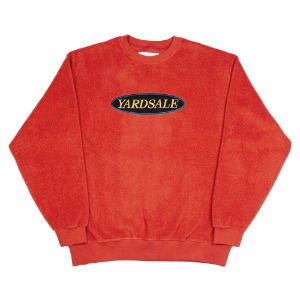 PHASE CREWNECK BURNT ORANGE