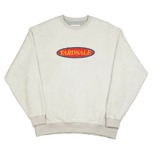 PHASE CREWNECK ASH GREY