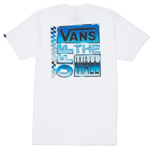 AVE CHROME S/S TEE WHITE