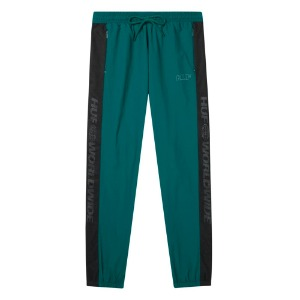 MARATHON TRACK PANTS BOTANICAL GREEN