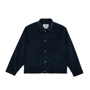 CORD JACKET POLICE BLUE