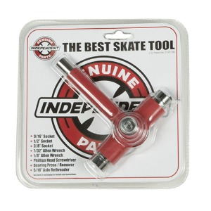INDY THE BEST SKATE TOOL RED