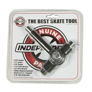 INDY THE BEST SKATE TOOL BLACK