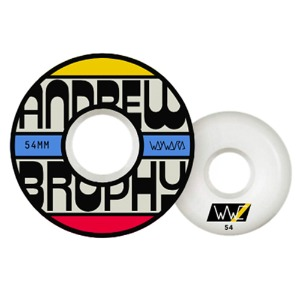 ANDREW BROPHY WHEELS CLASSIC SHAPE 54MM