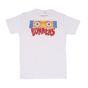 BONKERS EYES T-SHIRT WHITE
