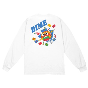 BREAKER LONGSLEEVE SHIRT WHITE