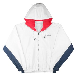 SEN SHELL JACKET WHITE