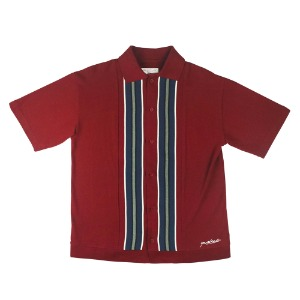 CASINO SHIRT BURGUNDY