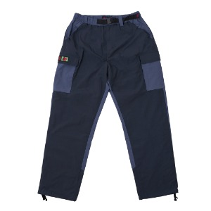 HARDWARE CARGO PANTS DARK NAVY