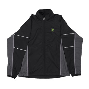 HIGH PERFORMANCE WINDBREAKER BLACK