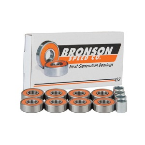 BRONSON SPEED BEARING G2