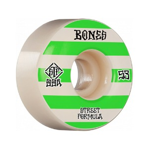 BONES STF 99A V4 PATTERNS 53MM