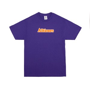BROADWAY TEE PURPLE