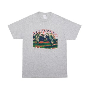 VANCITY TEE HEATHER GREY