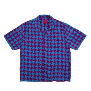 ROMEO SHIRT BLUE/PURPLE