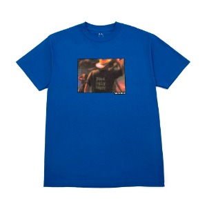 BADFISH TEE ROYAL