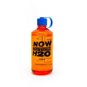 H2O NALGENE BOTTLE