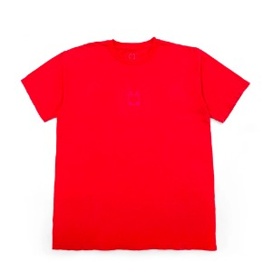 CENTER LOGO TEE PAPRIKA