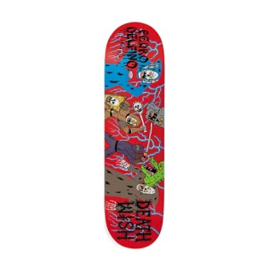 DELFINO REVENGE OF THE NINJA DECK 8.25