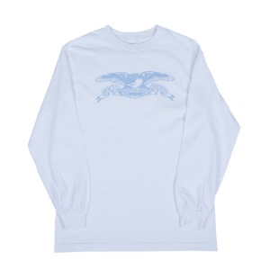 BASIC EAGLE L/S WHITE