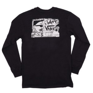 VANS X ANDREW ALLEN HOCKEY LS LTD