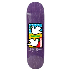 DOUBLE DOVES SKATEISTAN R7 8.0