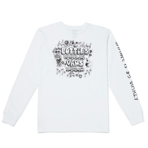 VANS X LOTTIES SKATE LTD L/S TEE