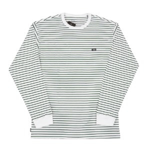 OFF THE WALL CLASSIC STRIPE L/S TEE