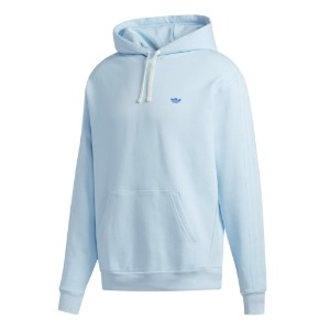 H SHMOO HOODIE ICE BLUE/ROYAL BLUE