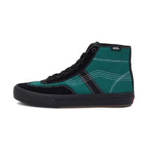 VANS X QUASI CROCKETT HIGH PRO LTD ANTIQUE GREEN/BLACK