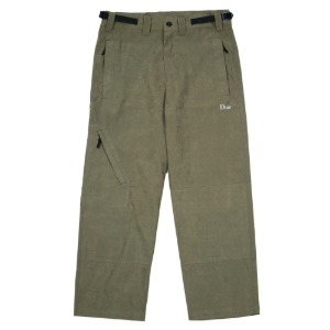 HIKING PANTS MILITARY GREEN