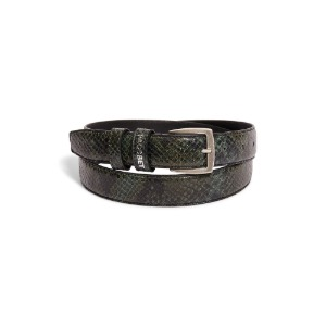 MEN'S BELT GREEN