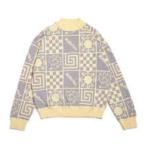 MEN'S SWEATER YELLOW
