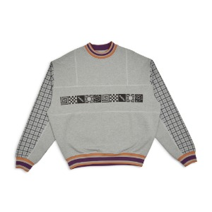 MEN'S SWEAT MELANGE GREY