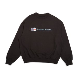 MEN'S SWEATSHIRT BLACK