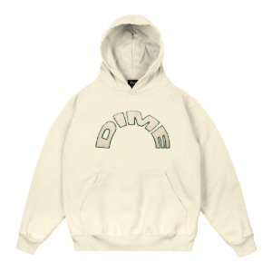 ARCH HOODIE - CREAM